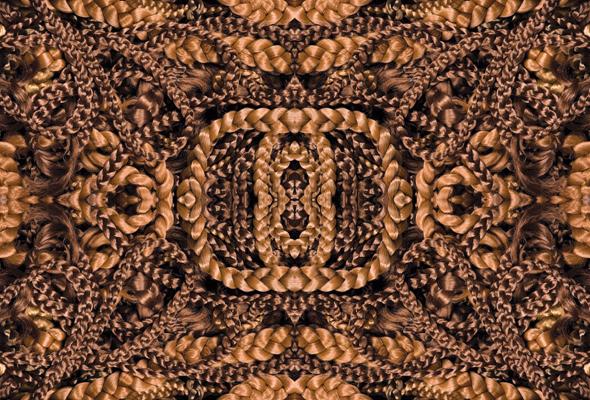Tonsorial Art   Pattern People   Print Studio