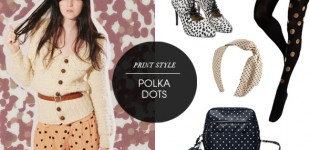 Print Style | Dots