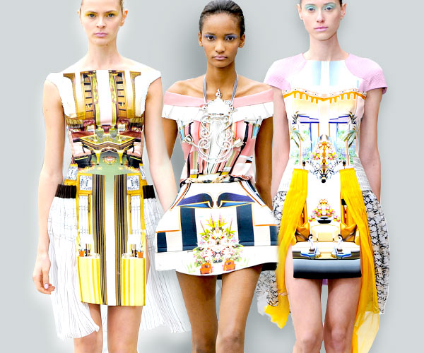 11 Spring Mary Katrantzou Spring 11: Mary Katrantzou