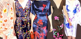 Spring 11 | Asian Florals
