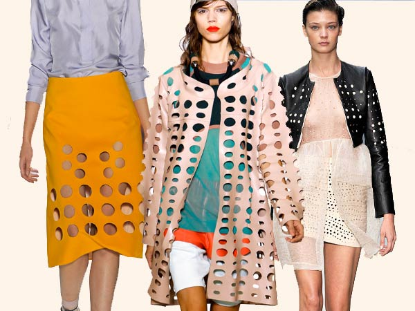11 Spring HOles Runway Roundup | Spring 11 Trends
