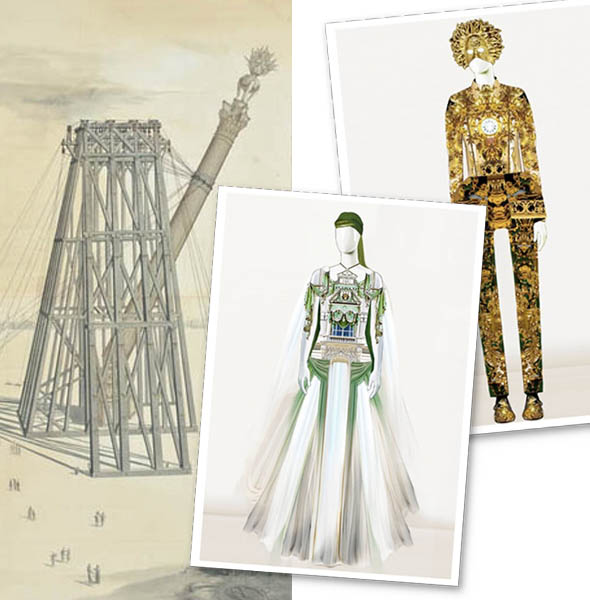 mkatrantzou ICA Exhibit | Sketches for Regency Living