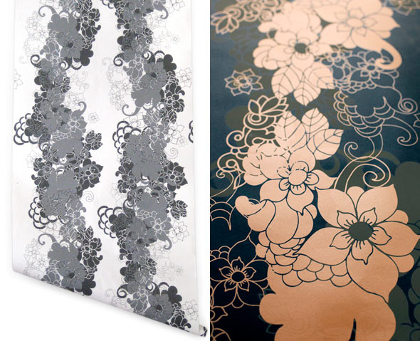 hygge flower Wallpaper for Hygge & West