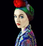 Mary Katrantzou S/S 12 Look Book