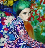 Mary Katrantzou S/S 12 Look Book 3