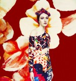 Mary Katrantzou S/S 12 Look Book 6