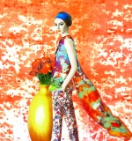 Mary Katrantzou S/S 12 Look Book 8