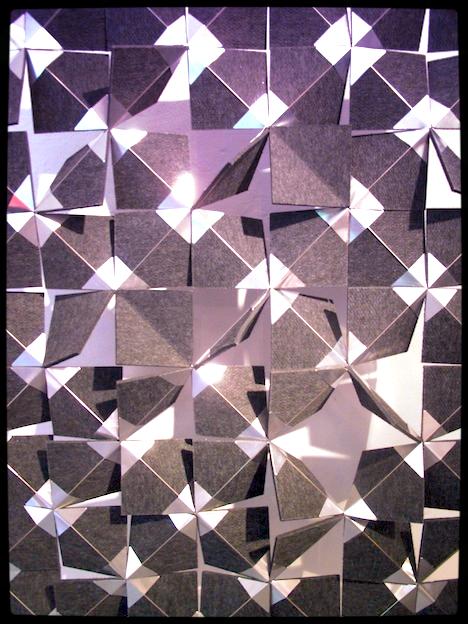Acoustic panel by Anita Johannssen