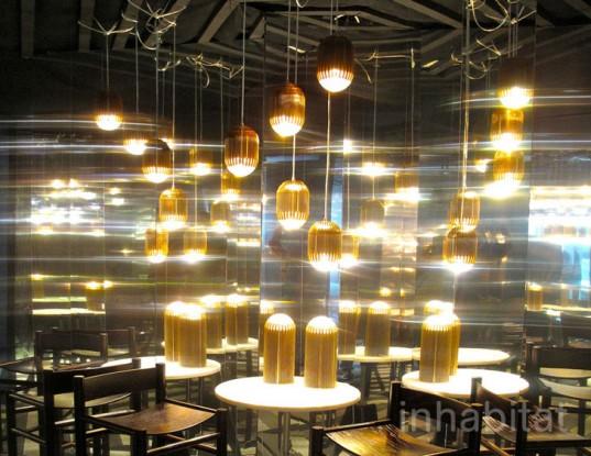 Tom Dixon Fin Light