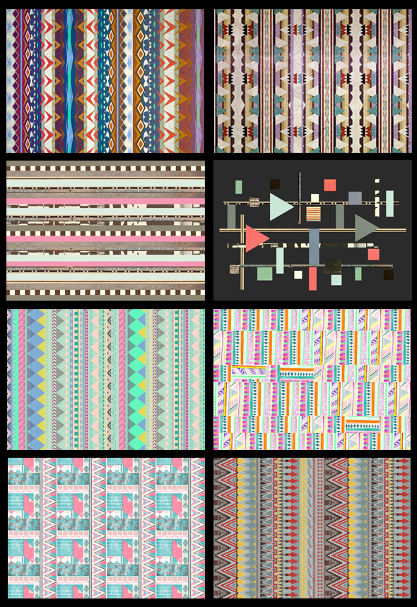 aztec society61 Pattern Report | Aztec Influence (part 2)