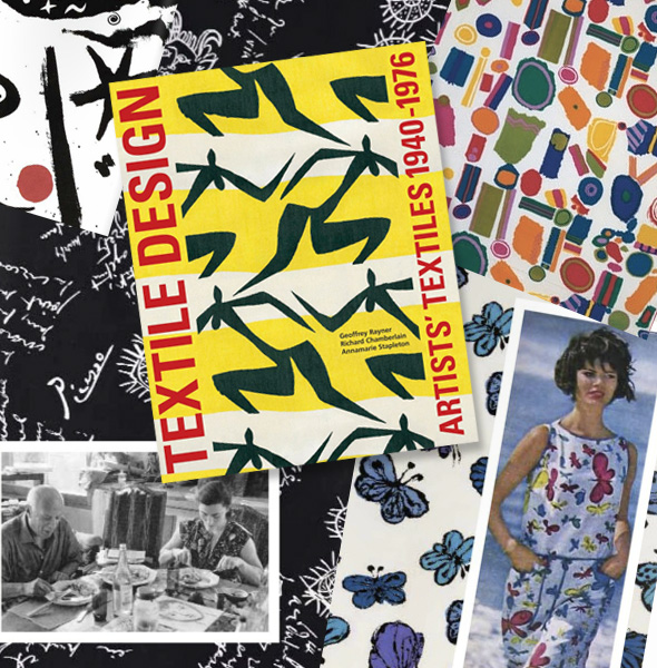 Artists' Textiles 1940 to 1976