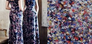 Pattern Pairs | Erdem x Lee Krasner