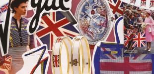 British Vogue | Prints save the Queen!