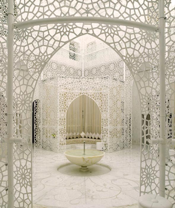 royal mansour marrakesh Interiors | Hotel Mansour, Marrakesh