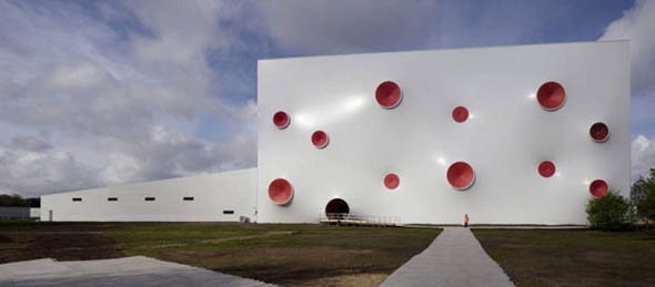 Olympic Shooting Venue Magma Architecture 1 Interiors | Olympic Style
