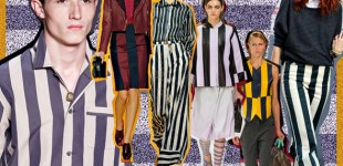 Pattern Report | Boldly Striping