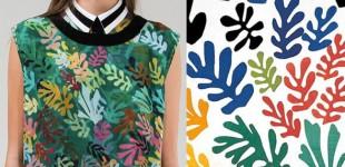 Pattern Pairs | Ostwald Helgason x Matisse