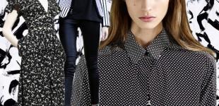 Pattern Report | Black & White