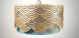 Interiors | Laser Cut Lampshades