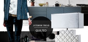 Interiors | Quilted Effect
