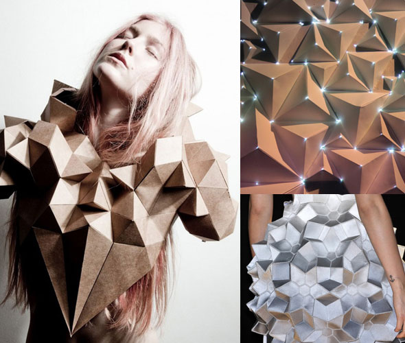 origami 02 Pattern Inspiration | Origami