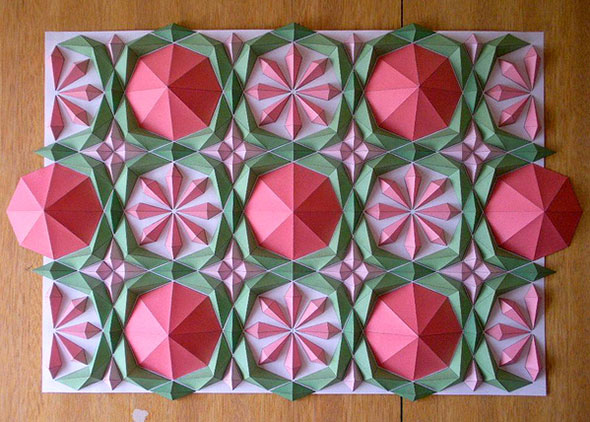 origami 03 Pattern Inspiration | Origami
