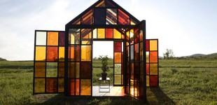 Interiors/Exteriors | Carmelized Sugar Solarium