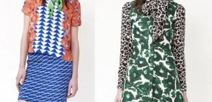 Print Trend | The Wild Mix