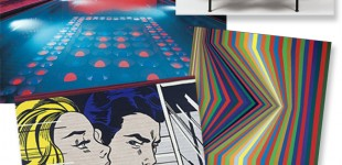 Interiors | Pop Art Design
