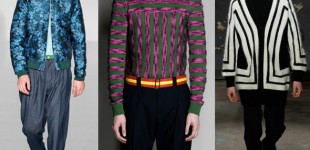 Runway | AW14 Mens London Print Trends