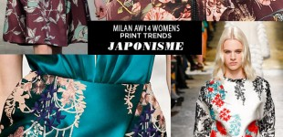 Runway | AW14 Womens Milan Print Stories