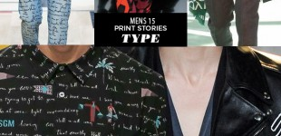 Runway | Spring 15 Mens Print Stories