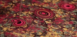Film | Paper Marbling Process