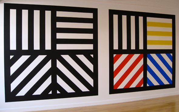 Art fashion start geometry pattern people for Minimal art sol lewitt