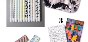 Gift Guide | Patterned Stocking Stuffers