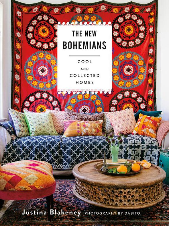 patternpeople interiorsblog newboho1 590x787 Interiors | The New Bohemian