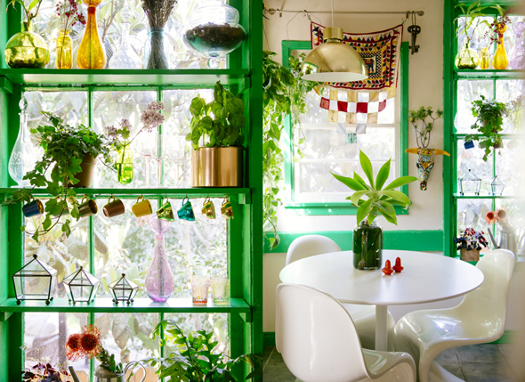 patternpeople interiorsblog newboho2 590x429 Interiors | The New Bohemian