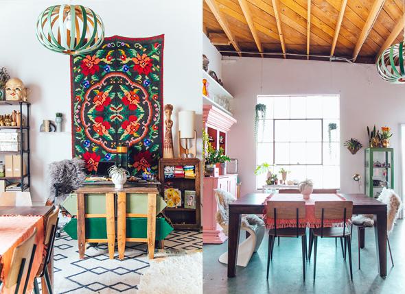 patternpeople interiorsblog newboho3 590x429 Interiors | The New Bohemian