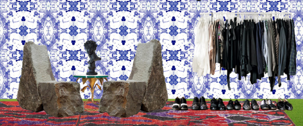 patternpeople interiorsblog voutsa3 590x245 Interiors | Voutsa