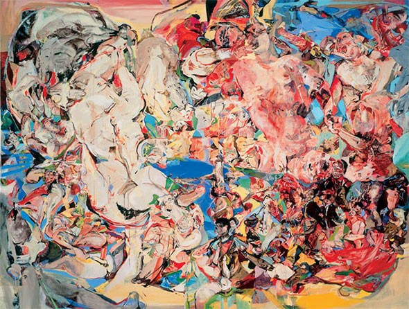 cecilybrown 3 590x446 Art | Cecily Brown