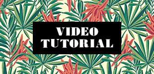 Symbols & Pattern Tool Video Tutorial
