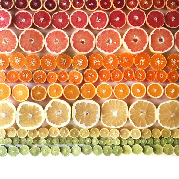 wrightkitchen6 590x590 Edible Art | Food Gradients