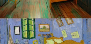 Arts & Culture | Van Gogh's Bedroom Recreated