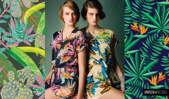 Graphic Jungle Trend | Jessica Singh | Antik Batik | Pattern People