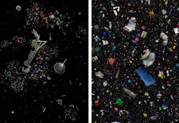 beach debris | Mandy Barker
