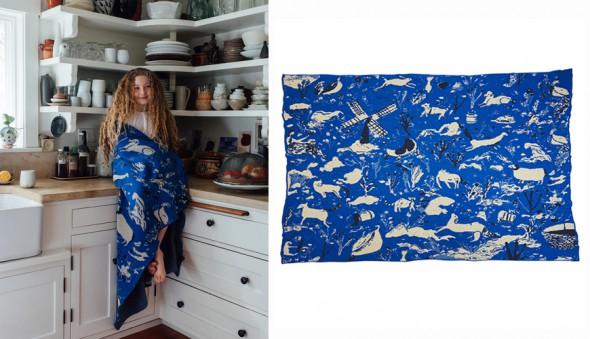 Holland Blanket | Hillery Sproatt