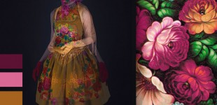 Color   Russian Folk Art
