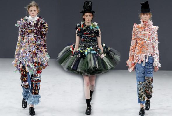 Viktor & Rolf AW16 Couture via voguerunway